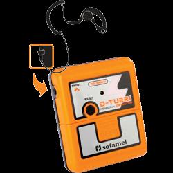 D-TEURI Personal Voltage Detector