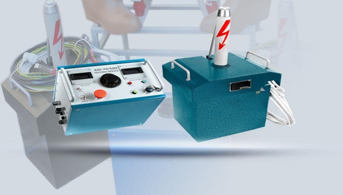 High Voltage Test & Diagnostics