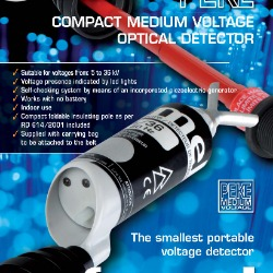 Compact Voltage Detector (MV) - Optical