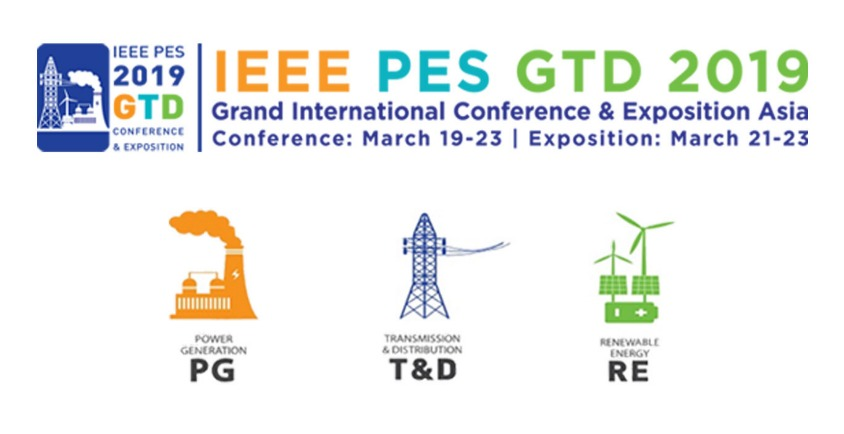 The IEEE-PES GTD Grand International Conference & Exposition Asia 2019 Thailand